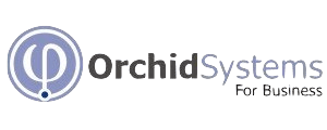 orchid systems for business logo